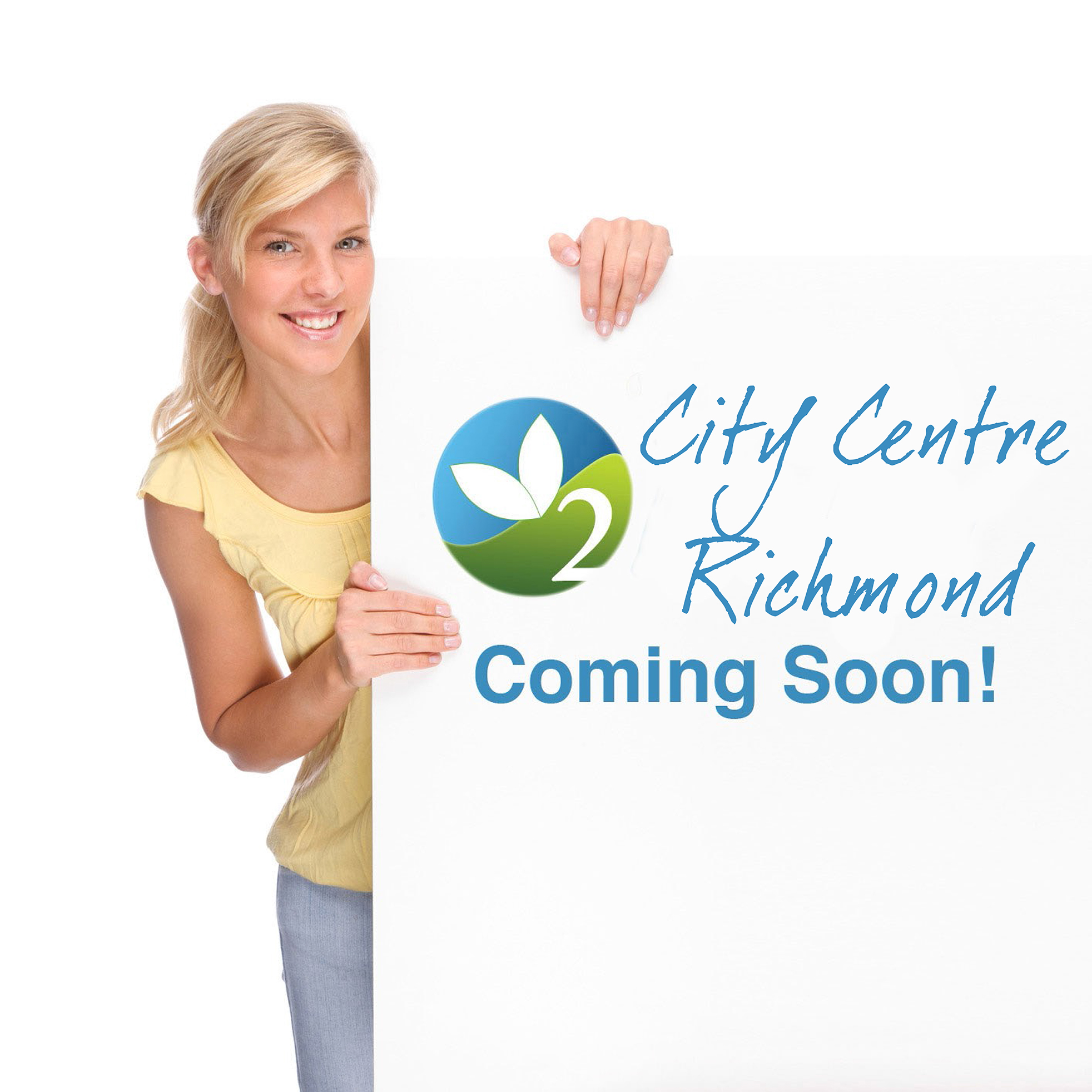 Coming Soon! Richmond City Centre Studio!