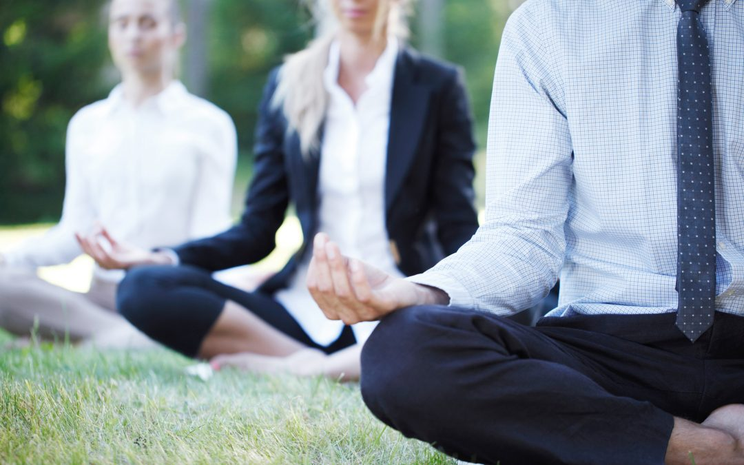 Yoga for the Office Worker