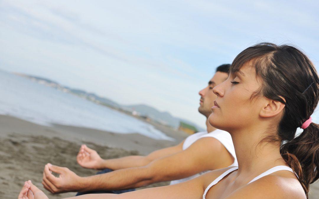 Health Benefits of Yoga!