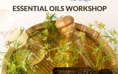 Essential Oils Workshops