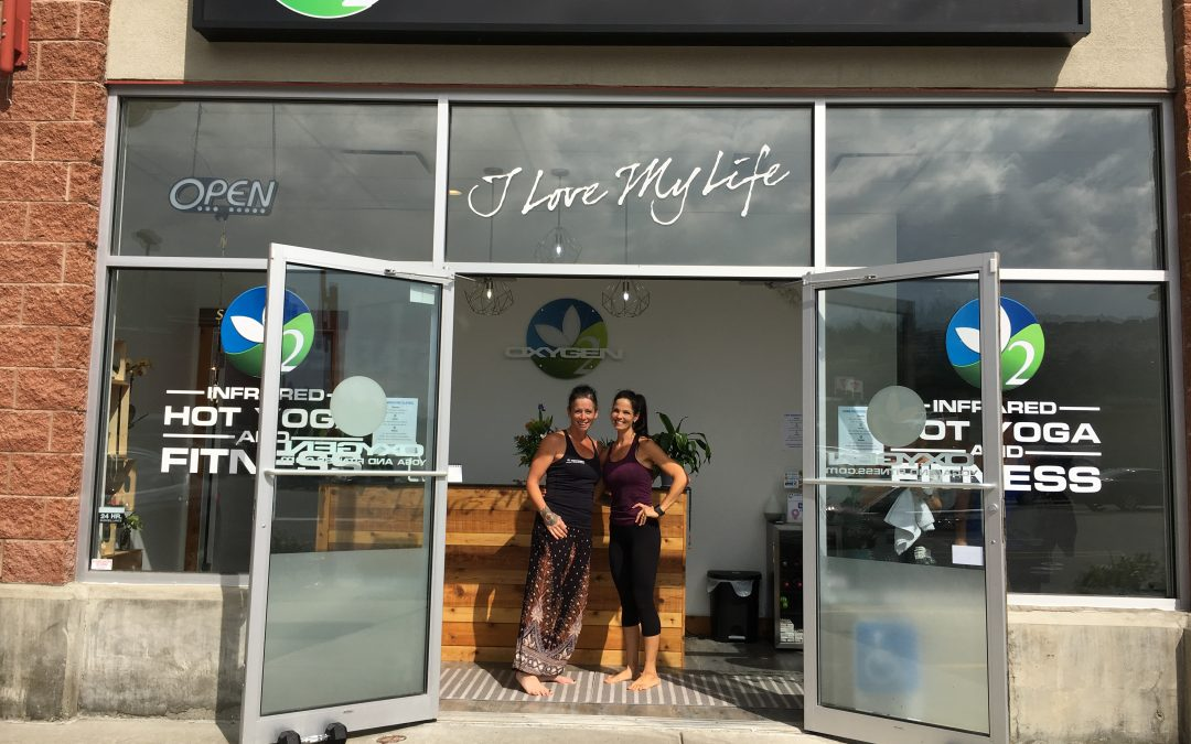A Tour of Oxygen Yoga Kamloops
