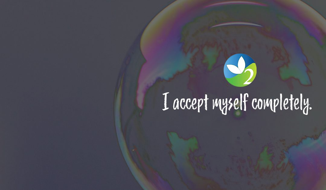 I Accept Myself Completely