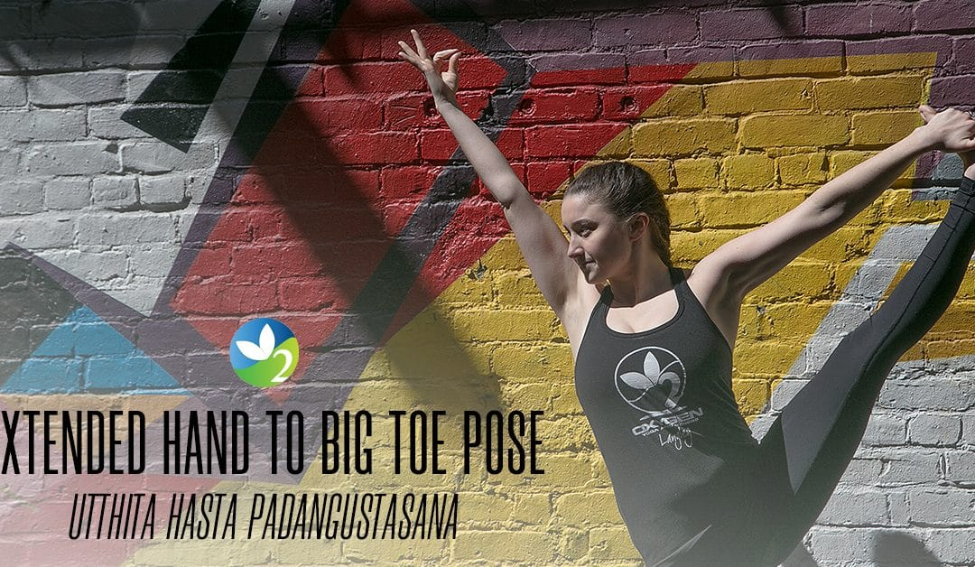 Pose of the Week Guide: Extended Hand-to-Big-Toe Pose
