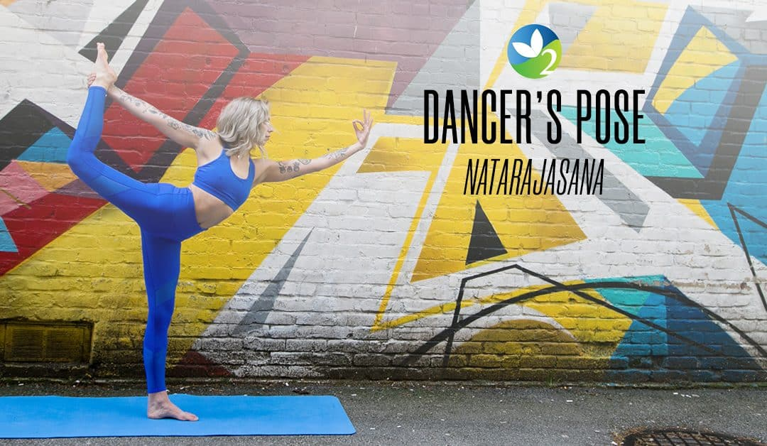 Pose of the Week Guide: Dancer's Pose