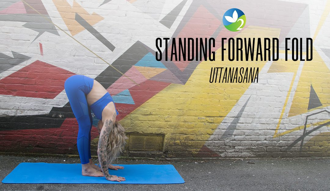 Pose of the Week Guide: Standing Forward Fold Pose