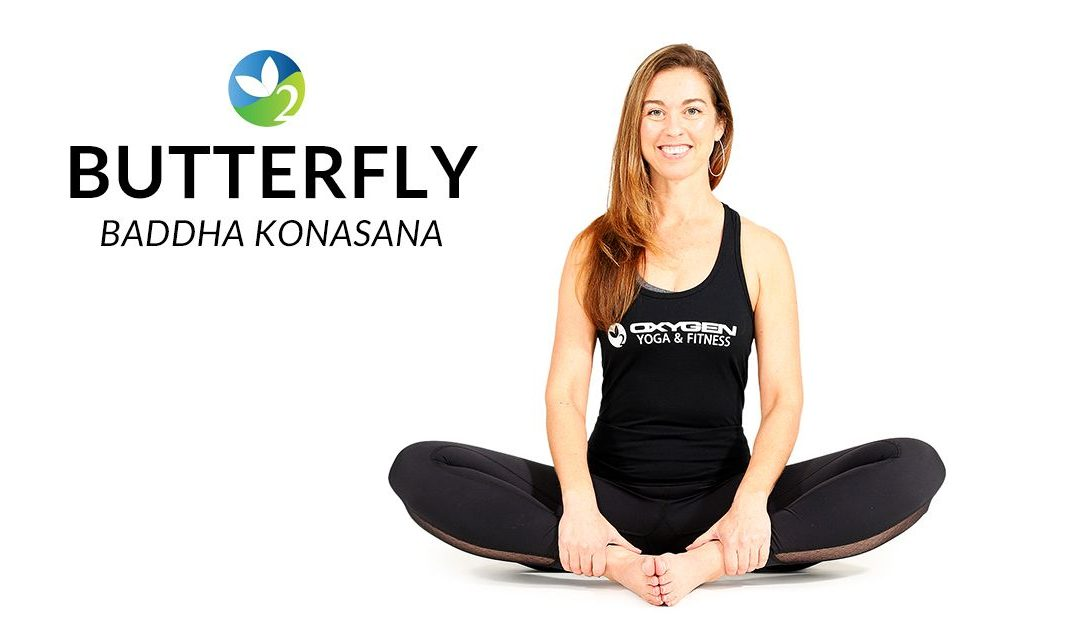 Pose of the Week Guide: Butterfly Pose/Bound Angle Pose
