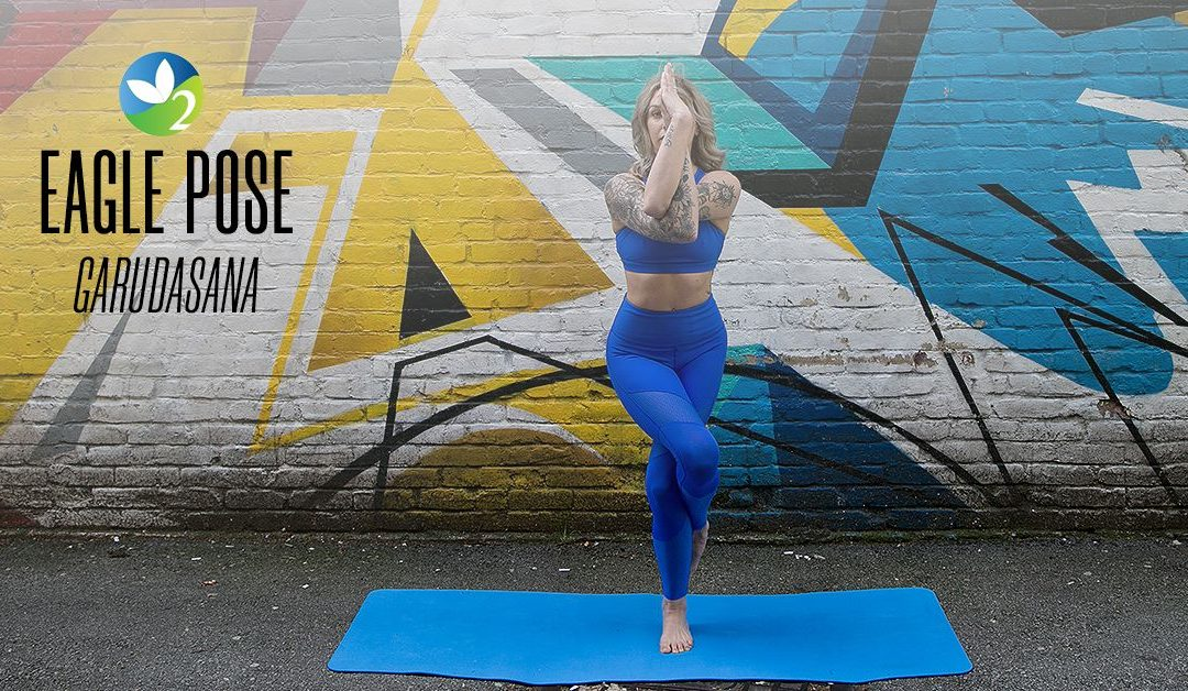 Pose of the Week Guide: Eagle Pose/Garudasana