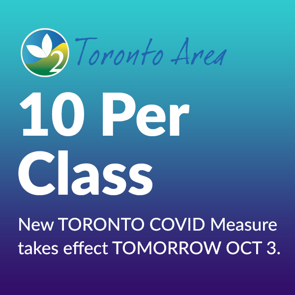 Your Health is Important. GTA COVID 19 Measures Announcement