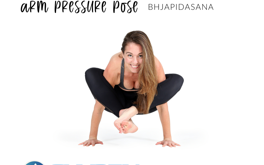 Pose of the Week Guide: Bhjapidasana/ Arm Pressure Pose