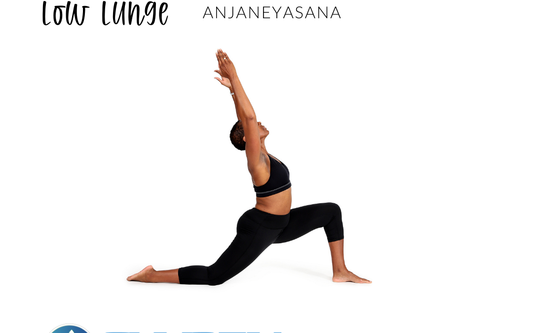 Pose of the Week Guide: Anjaneyasana/ Low Lunge