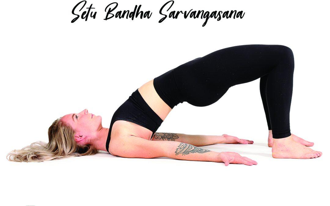 Pose of the Week Guide: Bridge Pose/Setu Bandha Sarvangasana