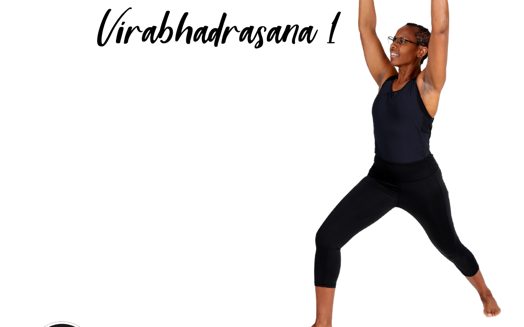 Pose of the Week Guide: Warrior I Pose/ Virabhadrasana I