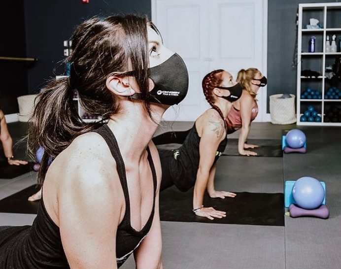Oxygen Yoga + Covid-19: A transparent review of the past year.