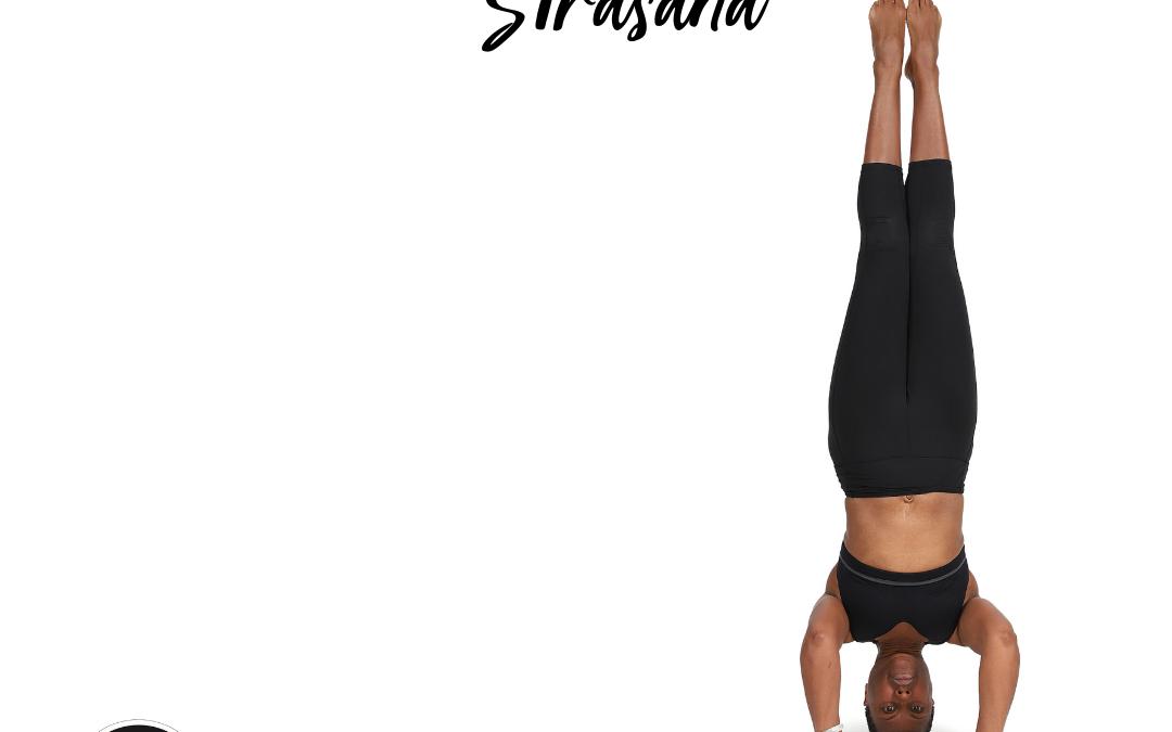 Pose of the Week Guide:  Headstand/Sirsasana