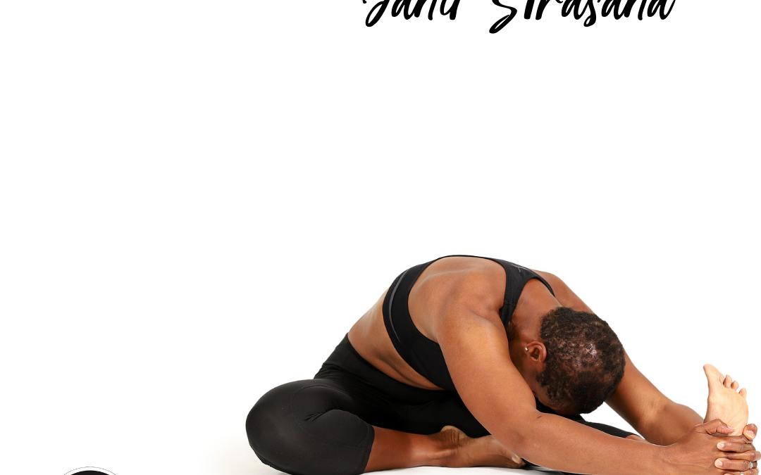 Pose of the Week Guide:  Head To Knee Pose/Janu Sirsasana