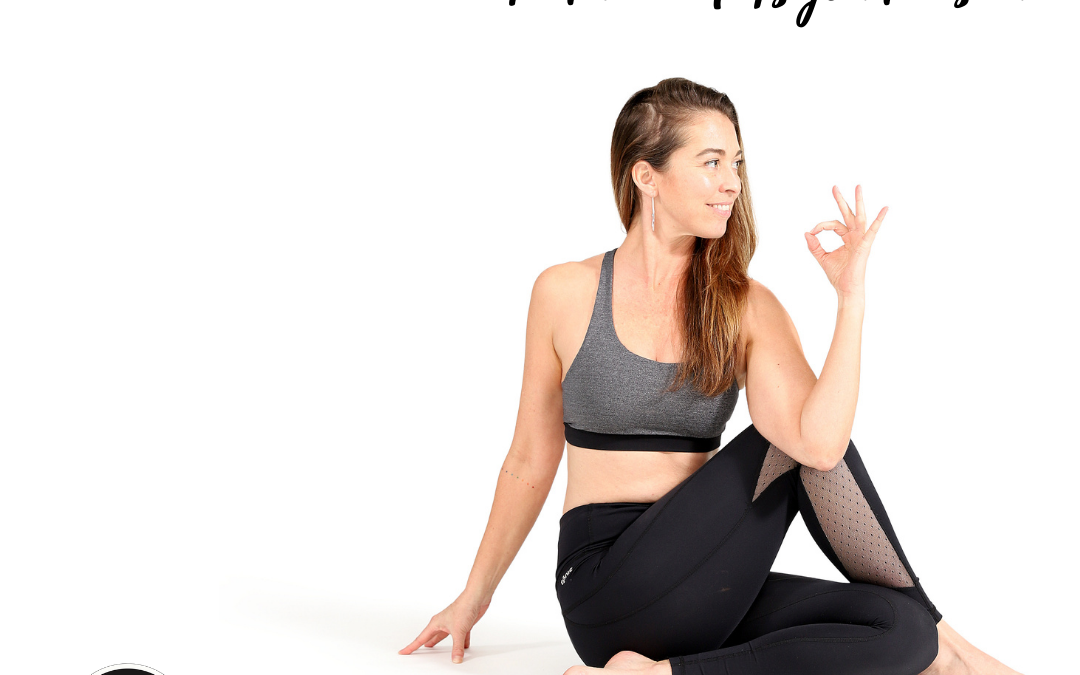Pose of the Week Guide:  Half Lord of the Fishes Pose/Ardha Matsyendrasana